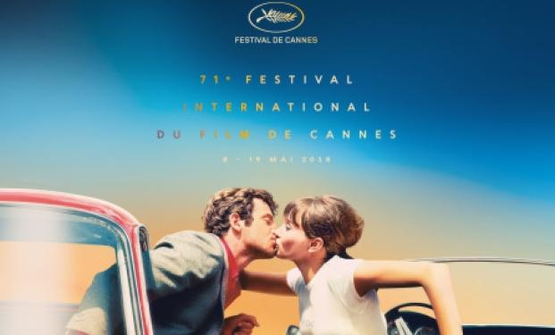 Il manifesto del Festival di Cannes 2018