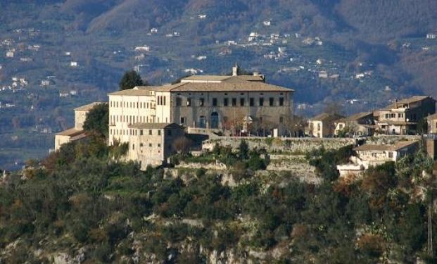 Il Castello Ladislao, location del Fiuggi Film Festival