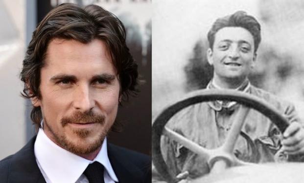 Christian Bale abbandona il biopic su Enzo Ferrari