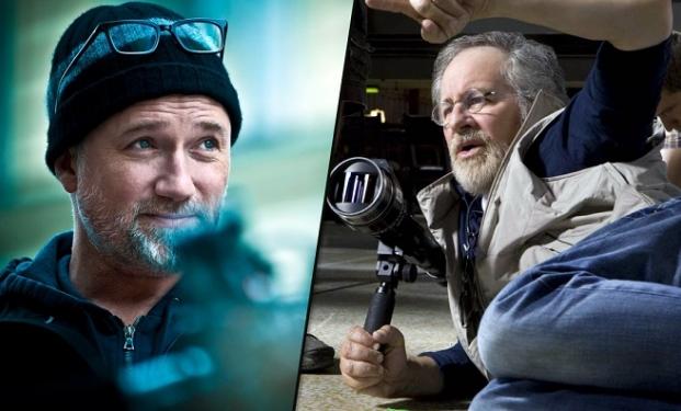 David Fincher e Steven Spielberg