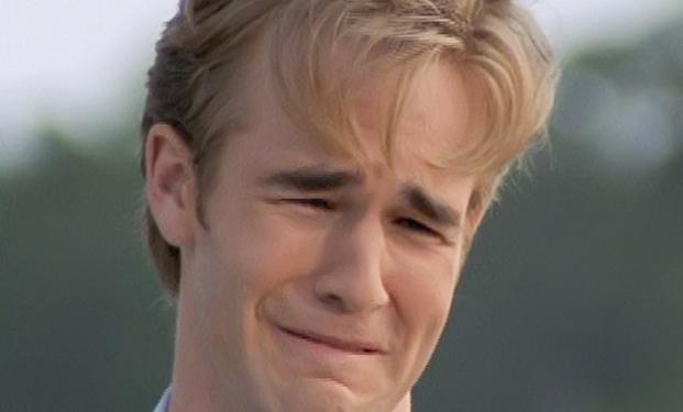 Persino Dawson piange alla cerimonia dei David di Donatello
