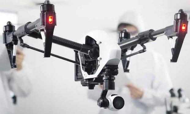 Uno dei droni della DJI