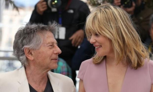 Seigner e Polanski