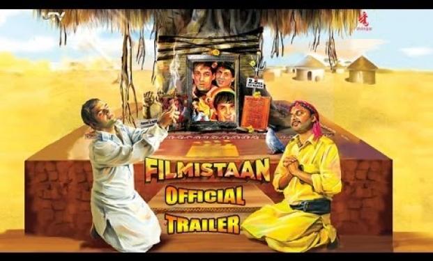 Filmistaan e l'amore per Bollywood