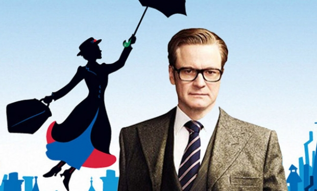 Mary Poppins Returns, Colin Firth