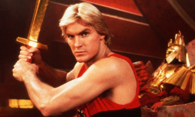 "Sam J. Jones fu ""Flash Gordon"" nel 1980"