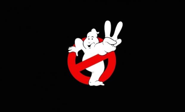 """Il logo di """"Ghostbusters II"""""""