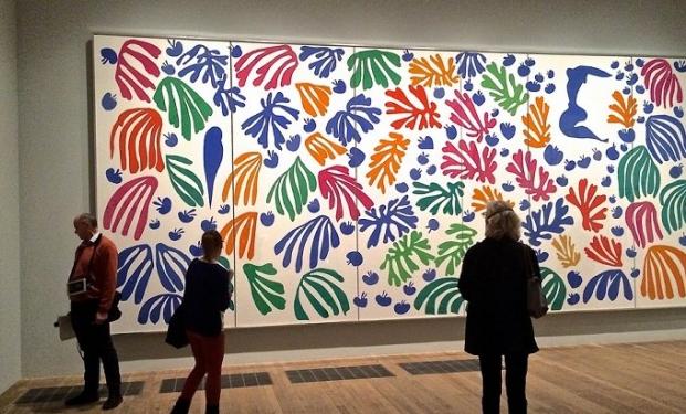 L'arte di Henri Matisse nei cinema The Space e Uci il 9 ... Henri Matisse
