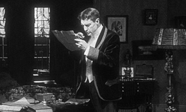 Sherlock Holmes - William Gillette