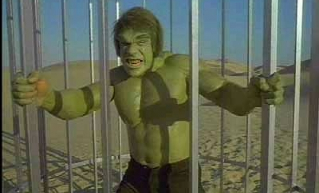Lou Ferrigno in Avengers: Age Of Ultron