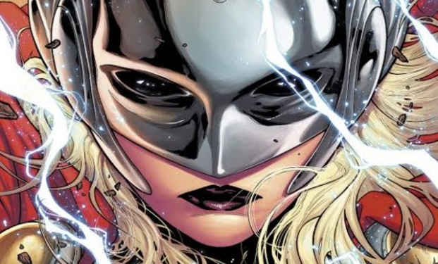 Thor donna? Marvel cover