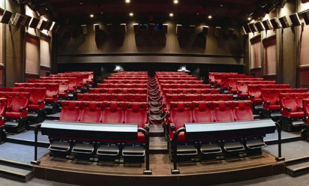 Motion seats 4D a Los Angeles