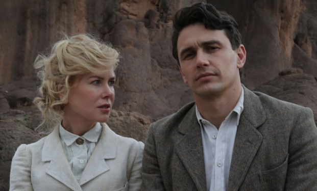 Nicole Kidman e James Franco