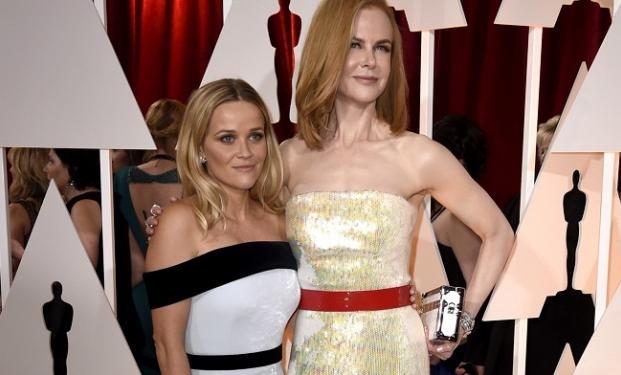 Nicole Kidman e Reese Witherspoon