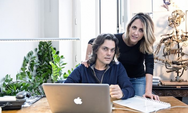 Arturo Paglia e Isabella Cocuzza
