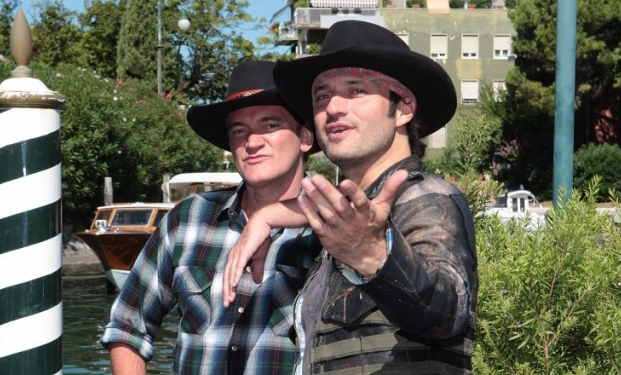 Quentin Tarantino e Robert Rodriguez
