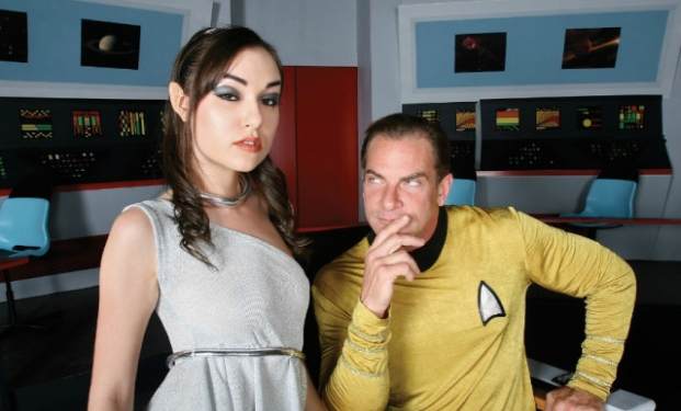 "Sasha Grey ""This Ain't Star Trek XXX"""