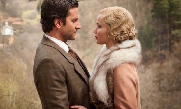 Jennifer Lawrence e Bradley Cooper