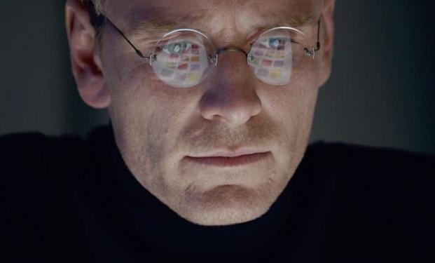 Steve Jobs aka Michael Fassbender