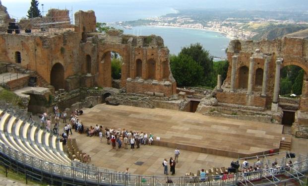 Taormina Film Festival, Teatro Greco Antico