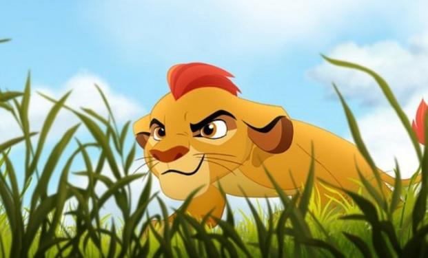 The Lion Guard, serie animata sequel de Il Re Leone
