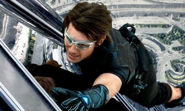 Tom Cruise è Ethan Hunt in Mission Impossible