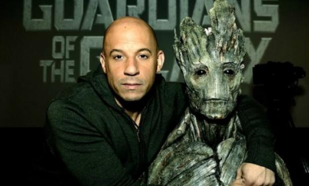 Vin Diesel/Groot