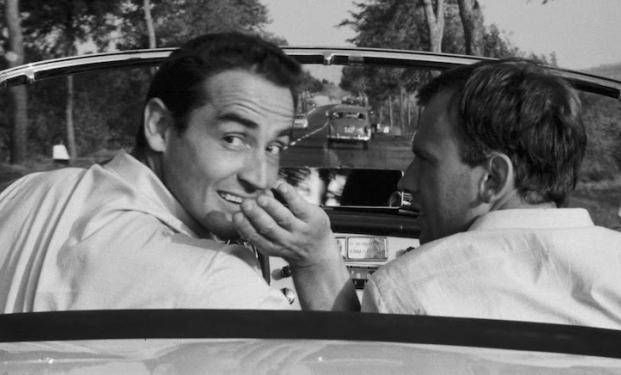 Vittorio Gassman in Il sorpasso