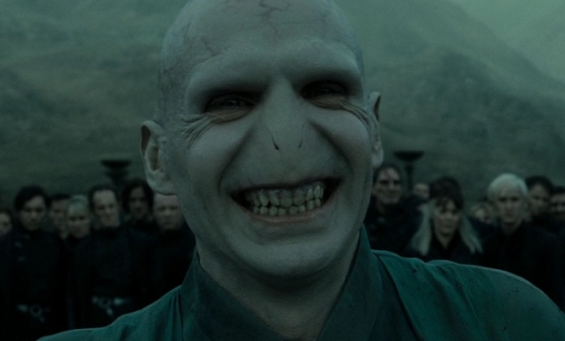 Lord Voldemort, nemico giurato di Harry Potter