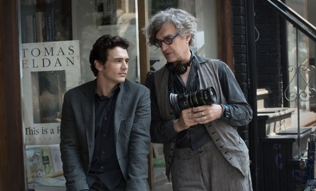 Wim Wenders e James Franco