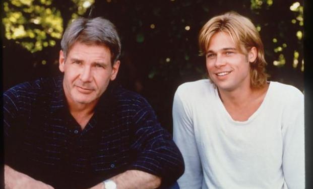Harrison Ford e Brad Pitt insieme nel 1997