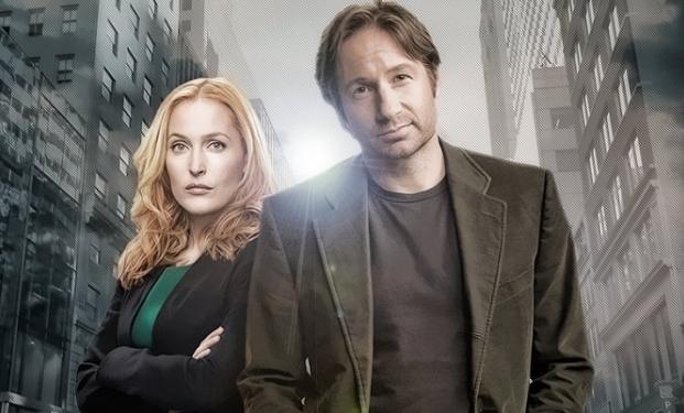 Una fan art di X-Files