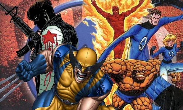 X-Men e Fantastici 4