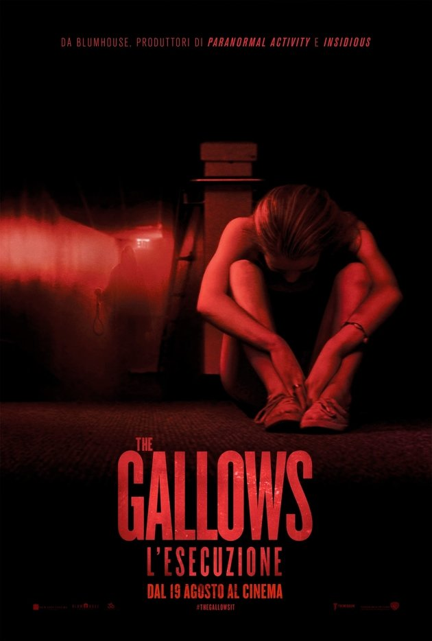 Locandina di The Gallows: L'esecuzione