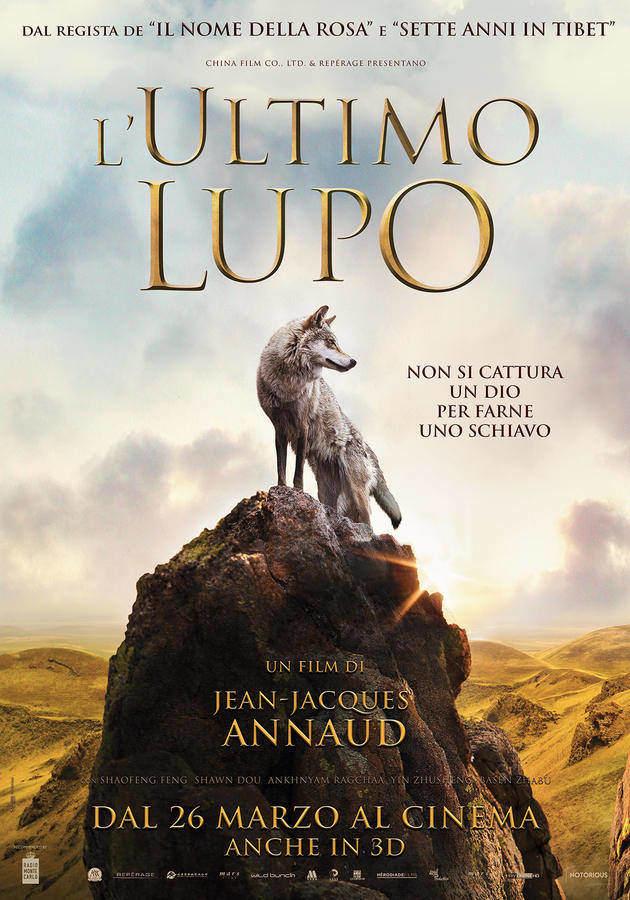 Locandina di L'ultimo lupo