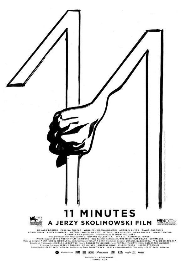 Locandina di 11 Minut - 11 Minutes