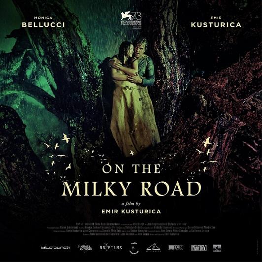 Locandina di On The Milky Road