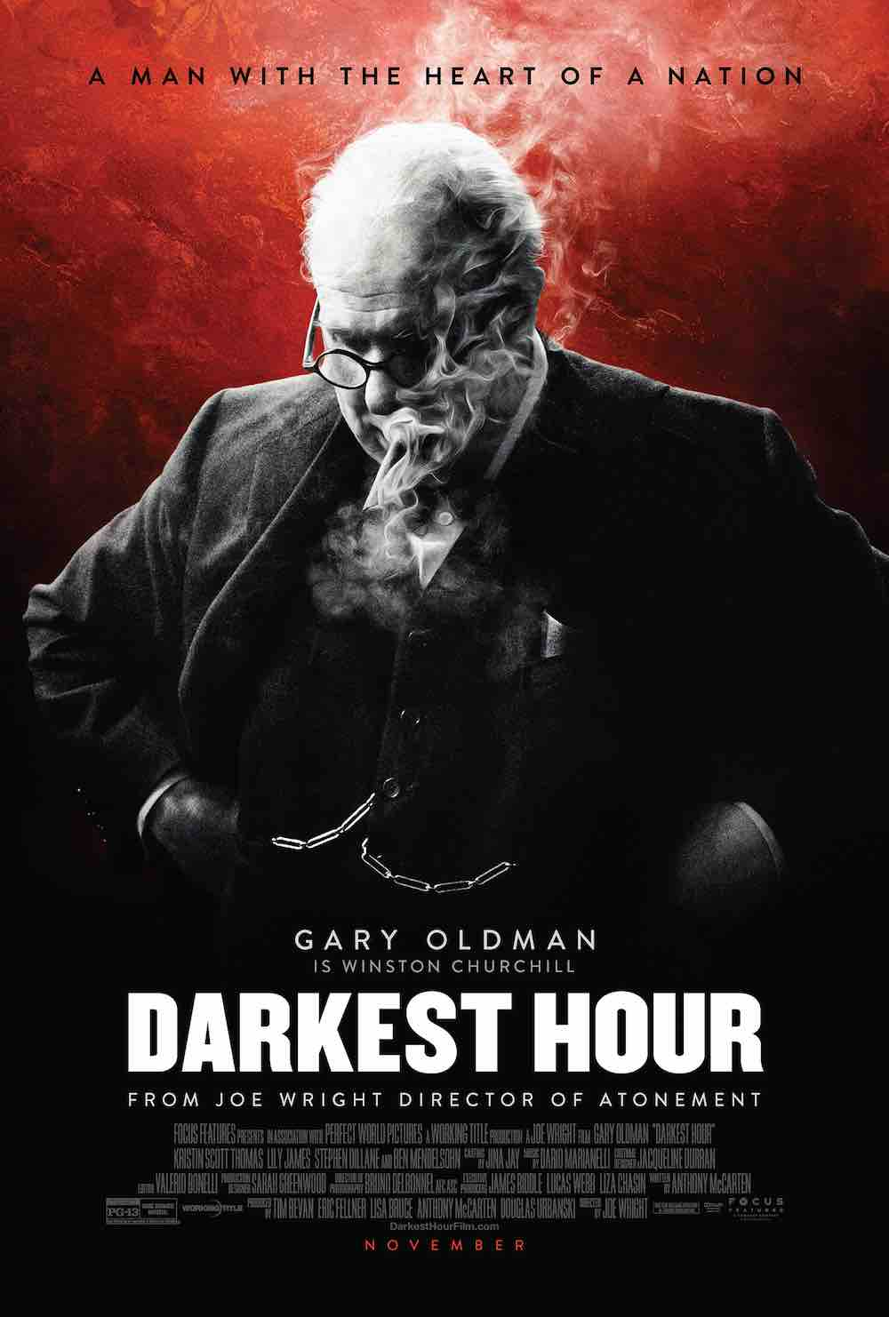 The Darkest Hour  - L'ora più buia