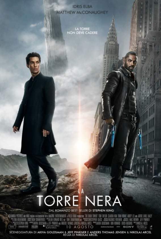 Locandina di La torre Nera