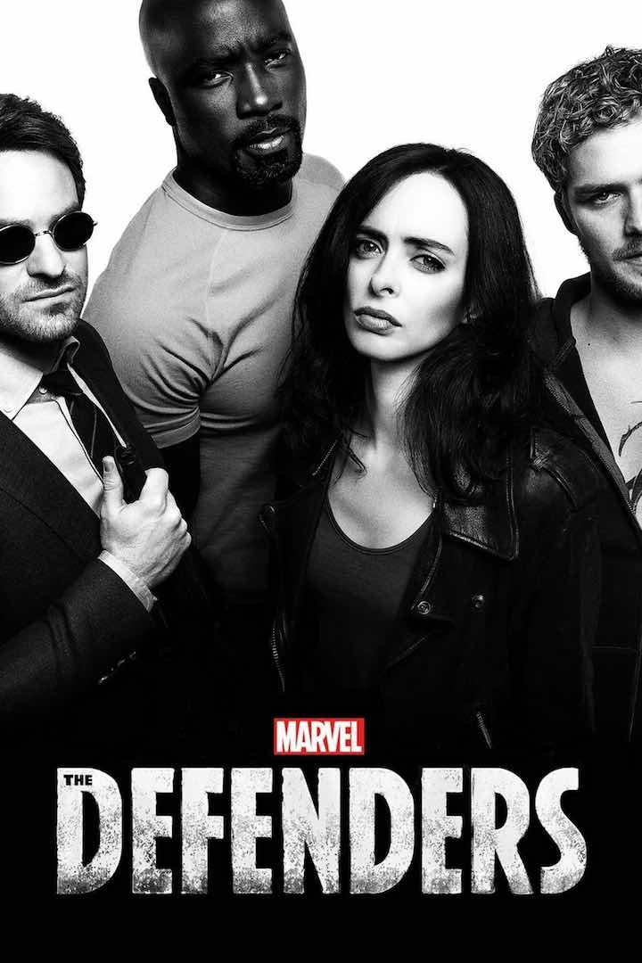 """""""The Defenders"""" serie tv (Usa 2017)"""