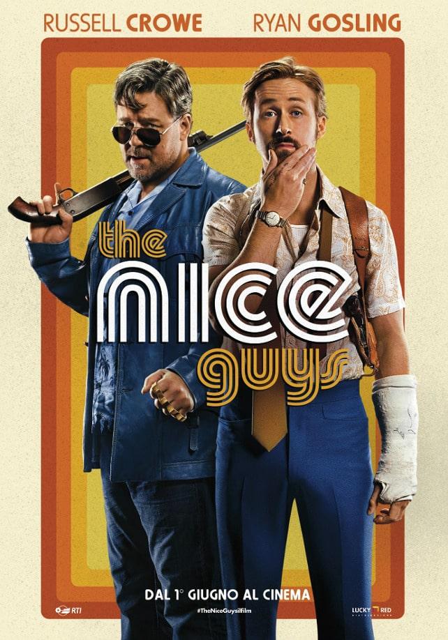 Locandina The Nice Guys