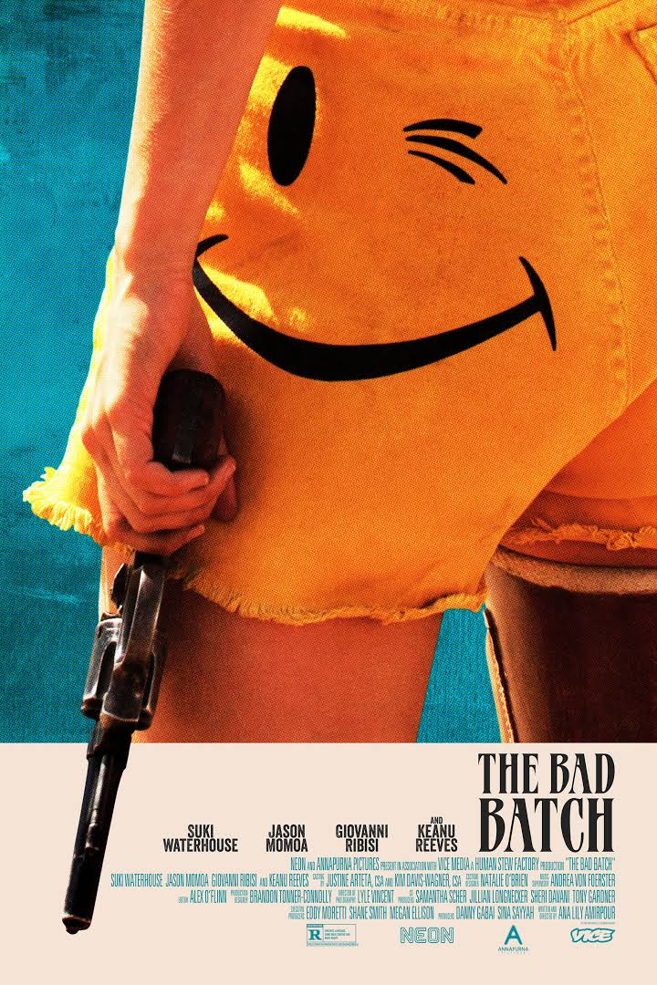 "Locandina di ""The Bad Batch"""