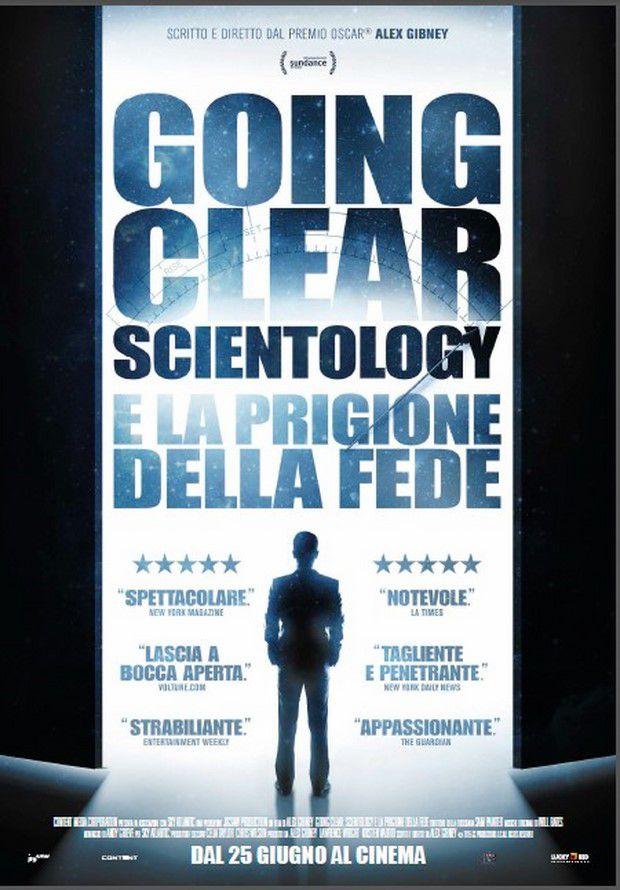 Locandina di Going Clear: Scientology e la prigione della fede