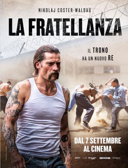 """ La Fratellanza"" (Shoot Caller)(Usa 2017), Ric Roman Waugh. Locandina.jpg"