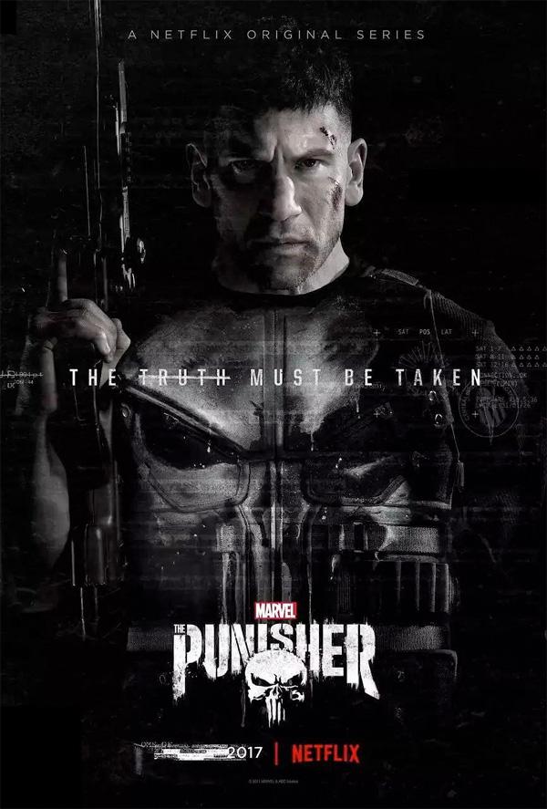 """The Punisher"" (Serie tv) (13 episodes) (Usa 2017), Steve Lightfoot. Netflix..jpg"