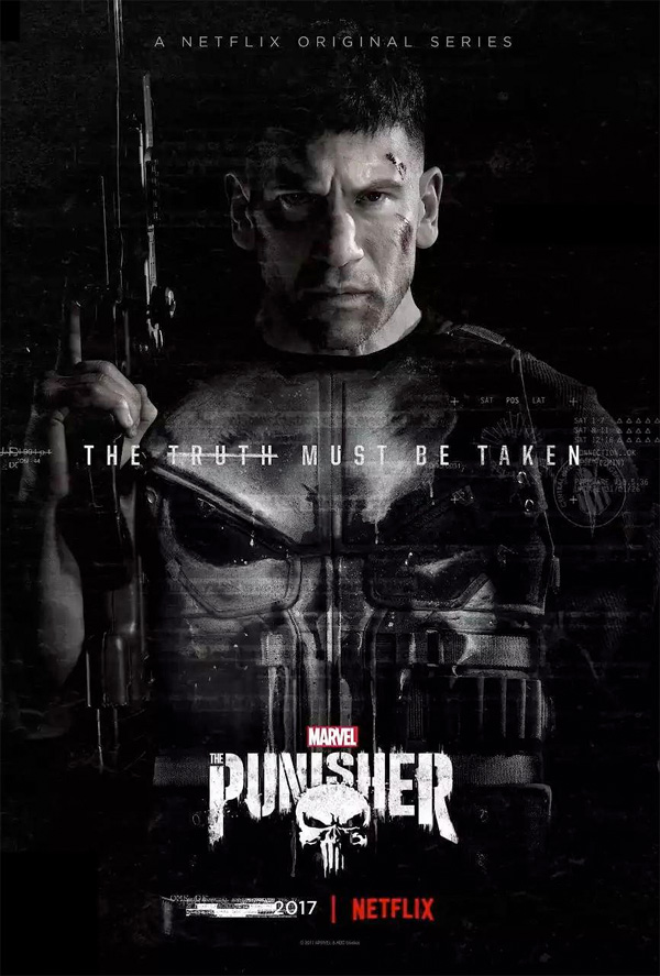 punisher serie imdb