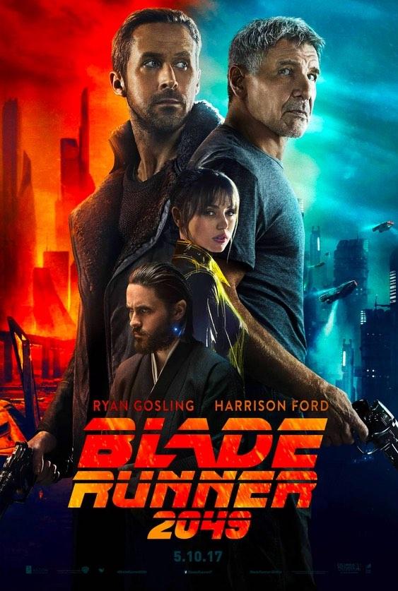 Locandina di Blade Runner 2049