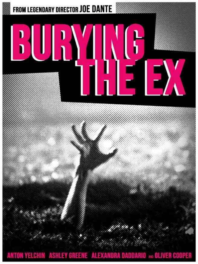 Locandina Burying the Ex