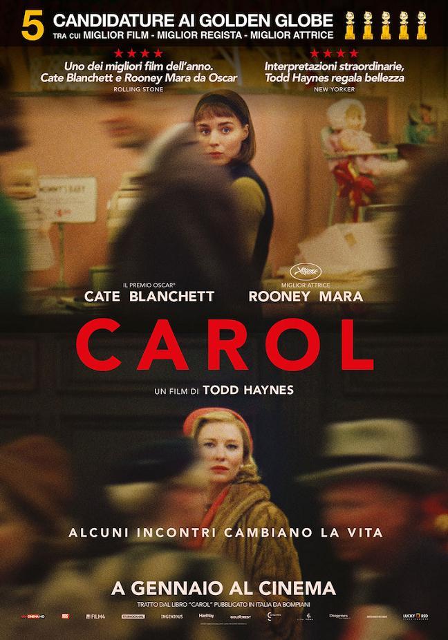 Locandina di Carol
