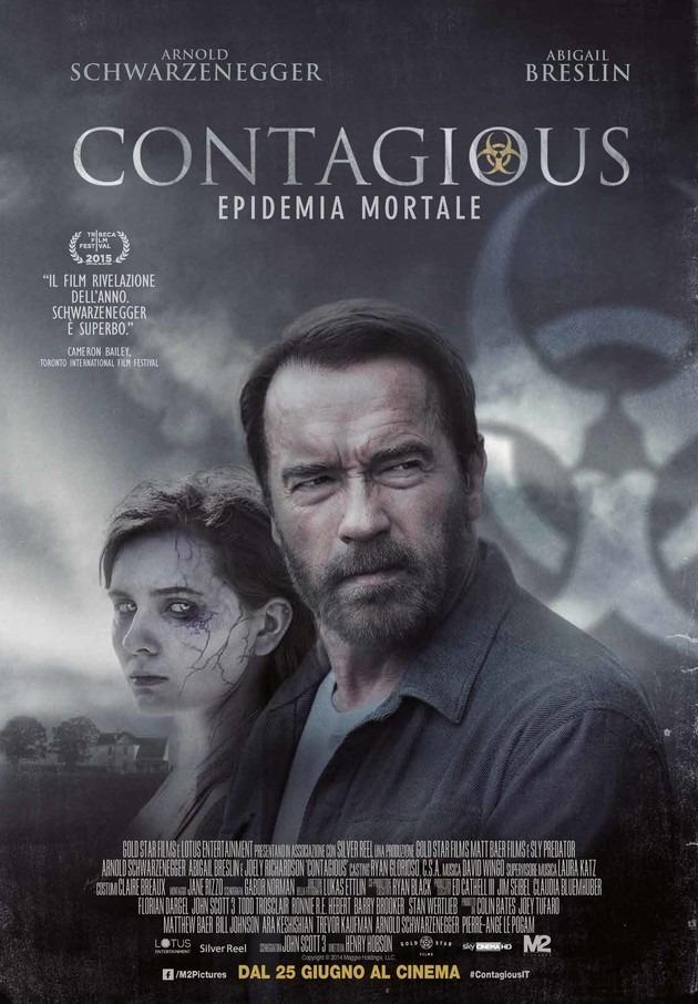 Locandina di Contagious - Epidemia mortale